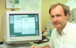 1991-www-Tim Berners-Lee