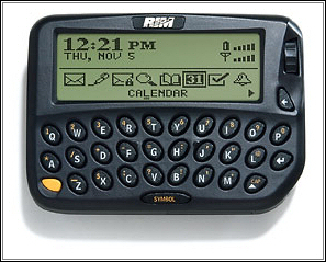 1999 – BlackBerry